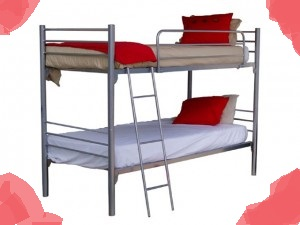 Prince  Princess Bunk Bed