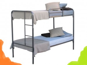 Basic Classical Extra Strong Strong Bunk Beds for Orphanages and Hostels